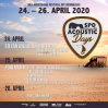SPO ACOUSTIC DAYS  - WOCHENENDTICKET • 24.04. - 26.04.2020 • St. Peter-Ording